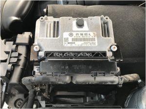 Passat B7 удаление катализатора ЕВРО-2