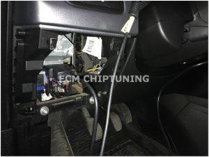 Fiat Punto 1.3 удаление отключение сажевого фильтра и катализатора