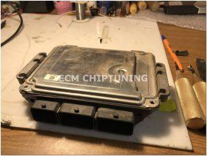 Рено трафик 2,5 удаление отключение сажевого фильтра и клапана ЕГР