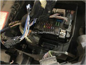 Citroën DS4 1.6 BlueHDI 8V 120hp удаление катализатора сажевого фильтра
