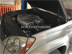 чип-тюнинг удаление отключение катализатора Lexus GX470