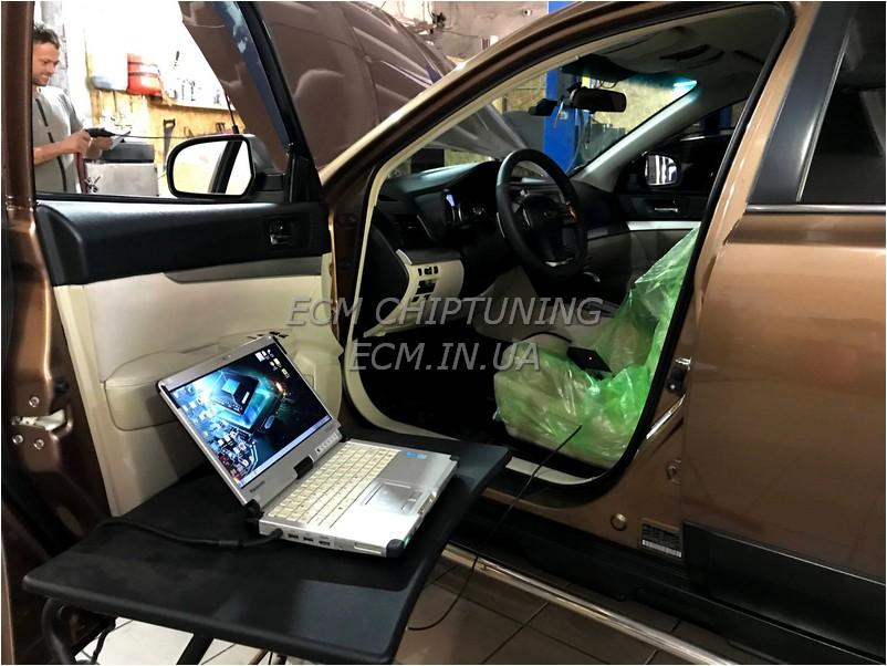 чип-тюнинг stage-1 Subaru Outback 2.5 167л.с. в Днепре