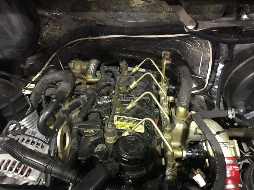 Чип тюнинг Газель 2.8 cummins cm2220 удаление отключение катализатора и ЕГР