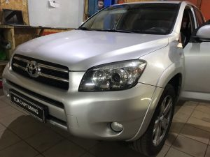 Чип тюнинг Тойота (Toyota) Rav4 2006 –> 2010 2.2 D 134 л.с.