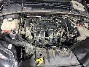 Чип тюнинг Форд (Ford) Focus (III) 2011 -> 2018 1.6 i 125 л.с.