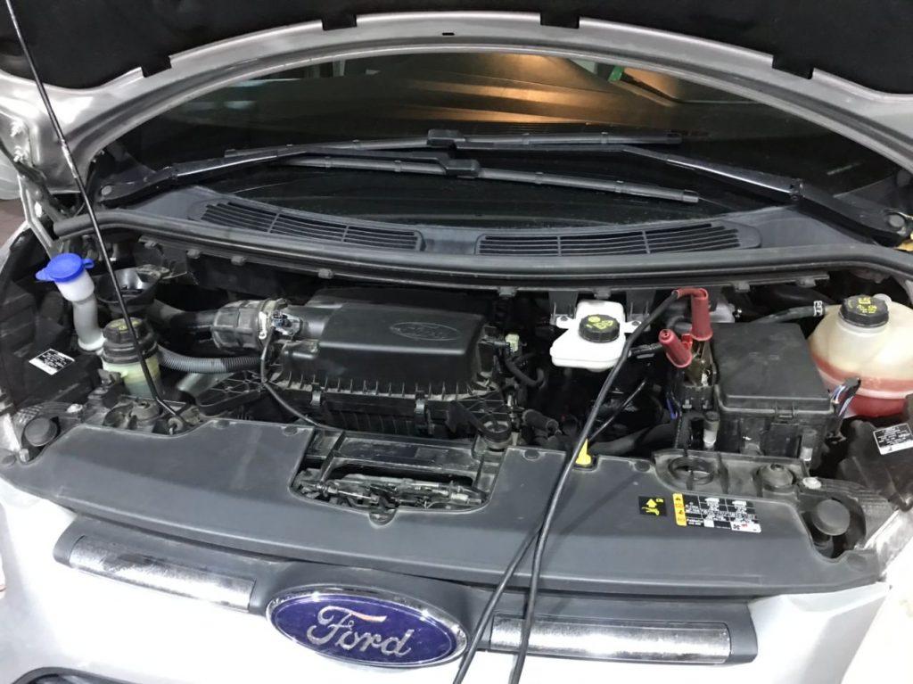 Чип тюнинг Форд (Ford) Transit 2017 -> ... (7th gen) 2.0 TDCI EcoBlue 130 л.с.