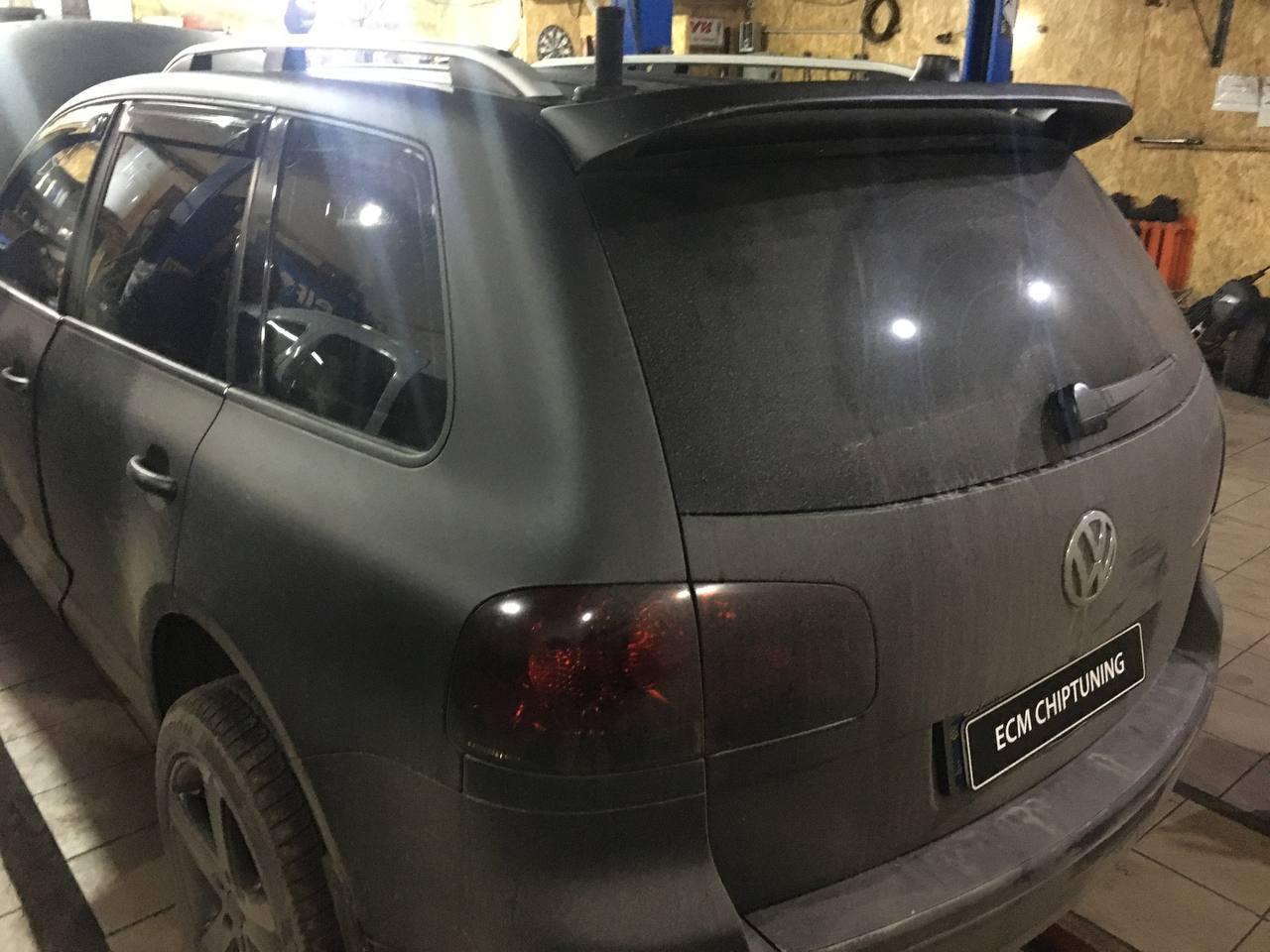 Чип тюнинг Фольксваген (Volkswagen) Touareg 2002 -> 2007 V10 TDI 313 л.с.