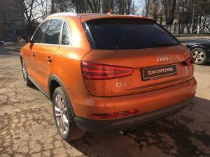 Чип тюнинг Ауди (Audi) Q3 2014 - 2018 | (U8 MK2) 2.0 TFSI 220 л.с.