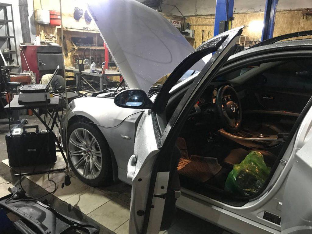 (BMW) 3-series (E91)
