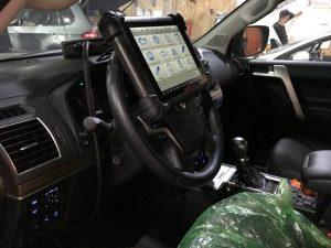 Чип тюнинг (Toyota) Land Cruiser Prado 2019 отключение мочевины Adblue