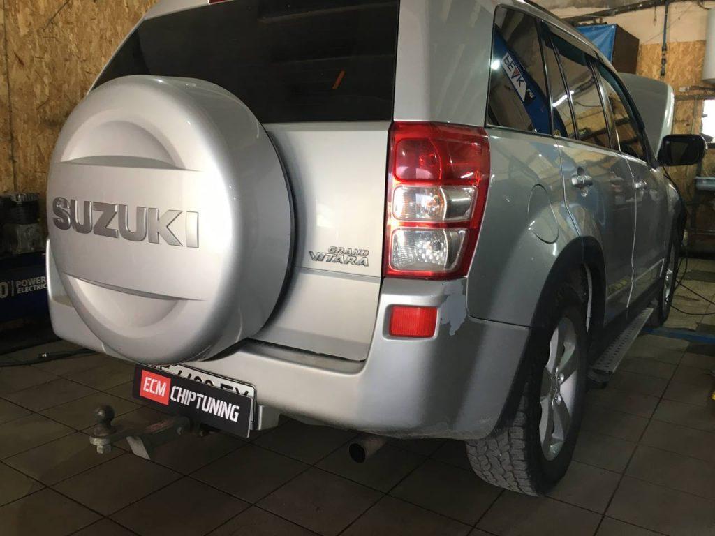 (Suzuki) Grand Vitara 2008