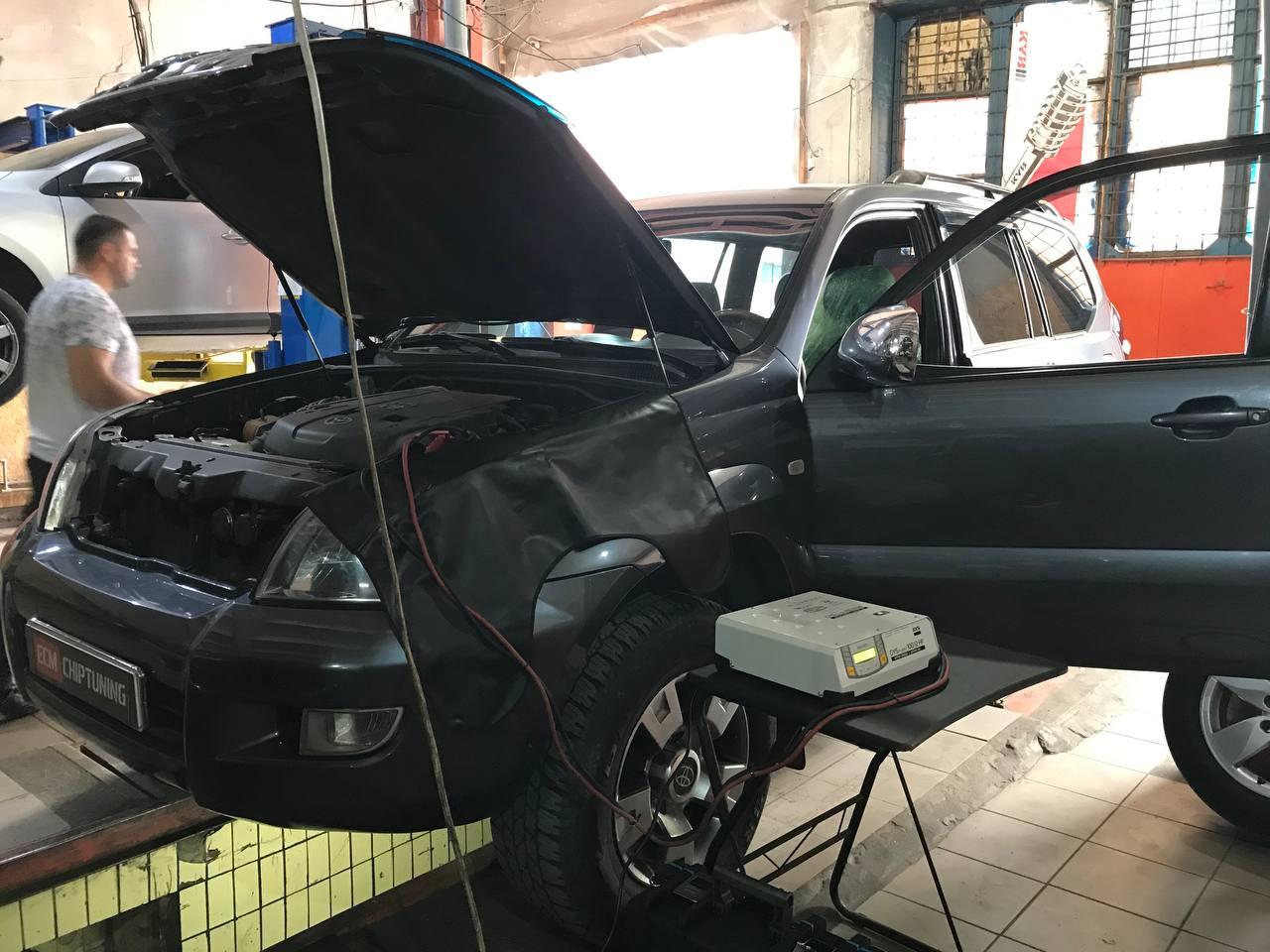 (Toyota) Land Cruiser Prado