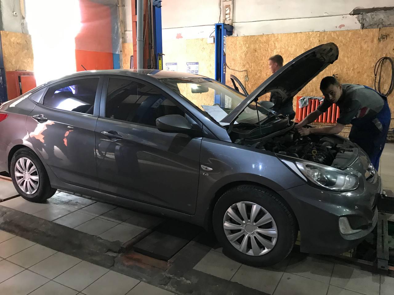 Чип тюнинг Хендай (Hyundai) Accent 2011 -> ... 1.6 i 123 л.с.