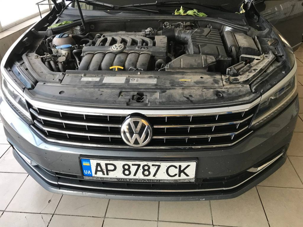 (Volkswagen) Passat b7